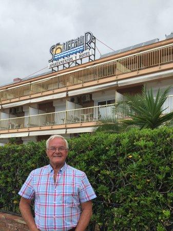 Solifemar Aparthotel: вид отеля