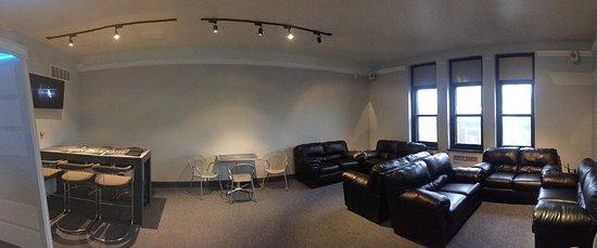 Pontiac, MI: Our New Lobby!