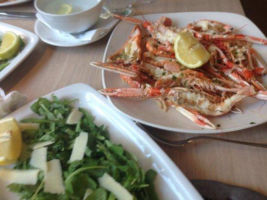 Nonna's Kitchen: Crayfish