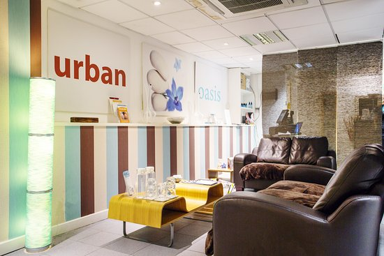Spa Urban Oasis at Debenhams