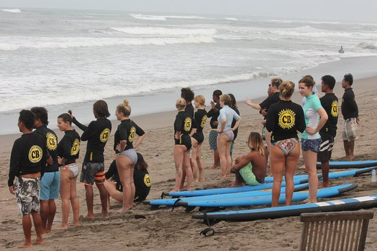 Charlie Brown Bali Surf School