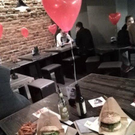 Valentinstag Im Burgermeister Bild Von Burgermeister Royal