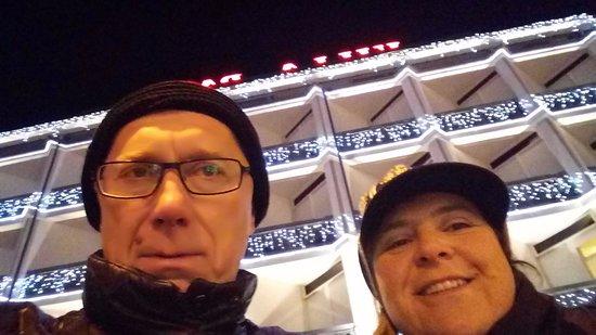 Hotel Terme Villa Pace: era molto freddo!