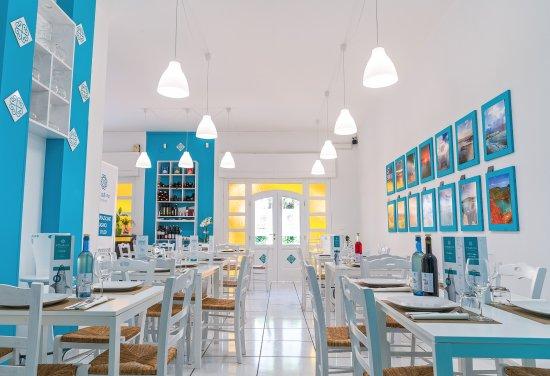 Matino, Italien: il nostro locale, dopo il restyling