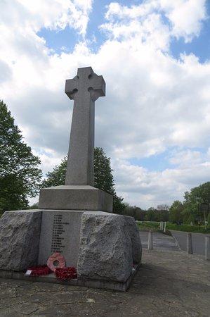 Cookham war memorial