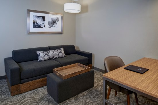 SpringHill Suites By Marriott St. Louis Brentwood: Relax On Our New West  Elm Sofas