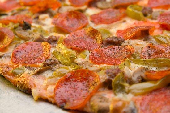 Columbia, IL: Pizza