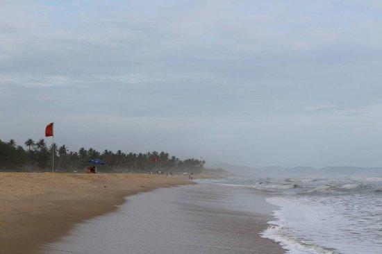 Colva, Indie: Near Beleza by the beach