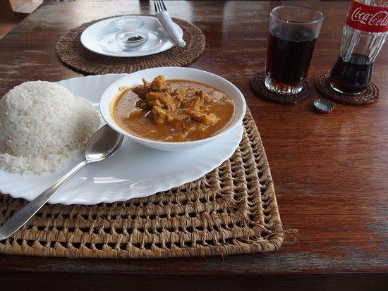 Stopover: 非洲式菜