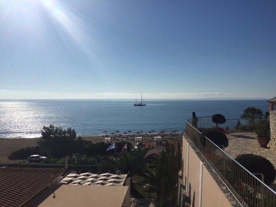 Regina Dell Acqua Resort: nice to wake up to !