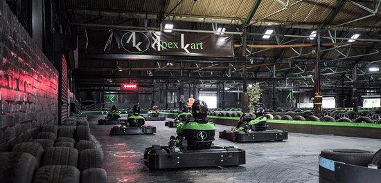 Apex Kart: The Circuit Raceway