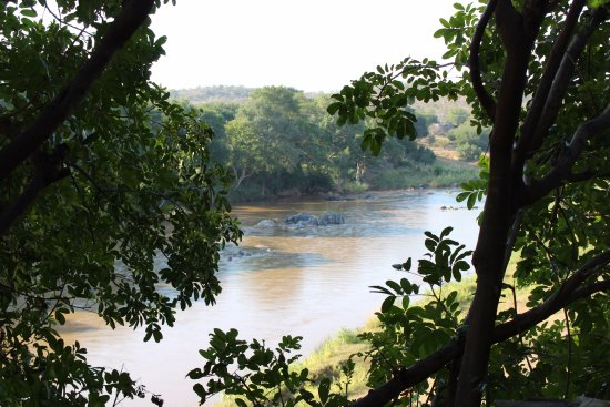 Balule Nature Reserve, South Africa: River lodge