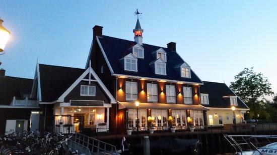 Fletcher Hotel Huizen : Photo g picture of fletcher hotel restaurant nautisch