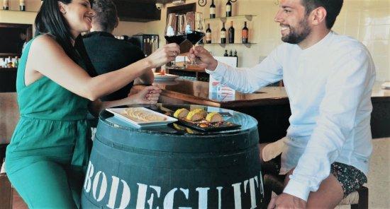 Restaurante La Bodeguita: Tapas en La Bodeguita