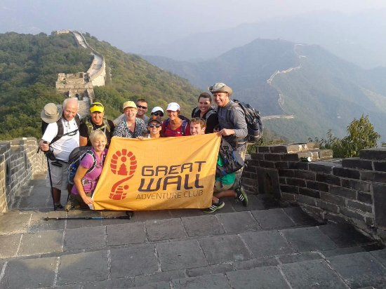 Great Wall Hiking Adventures