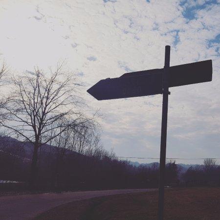 Monta, Italië: dove siamo