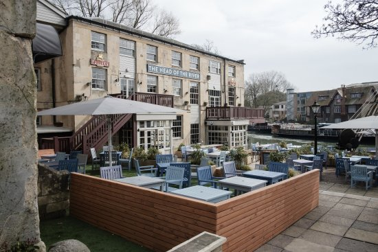 Head of the river pub hotel in oxford review of the head for Design hotel oxford