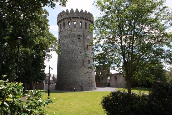 Nenagh, Ireland: From the Church Yard