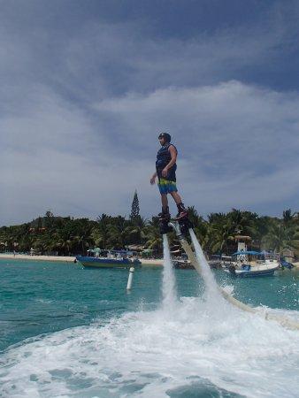 Flyboard Roatan Honduras
