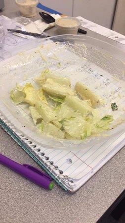Seekonk, MA: $10 salad? Seriously?