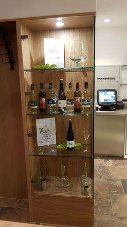 Perchtoldsdorf, Austria: Weinbau Wolf