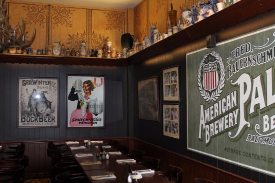 restaurant interior - picture of the student prince cafe & the