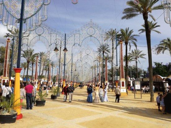 Feria del Caballo: Feria de día