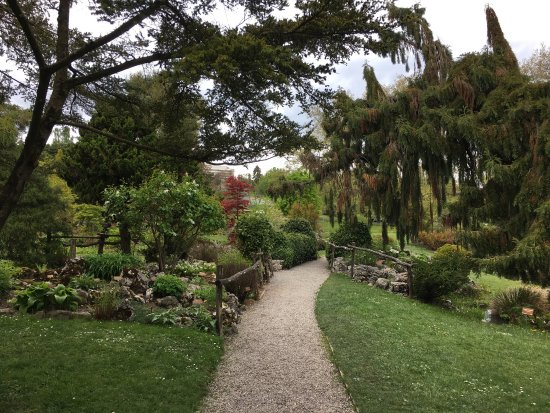 f ret tropicale picture of jardin botanique villa le chene geneva tripadvisor. Black Bedroom Furniture Sets. Home Design Ideas