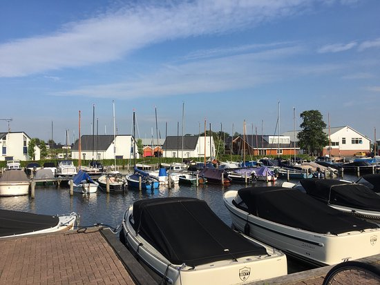 Uitgeest, Nederland: A nice and relaxing location with an Fler of south