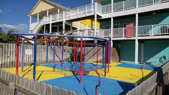 Splash Pad Picture Of Jamaica Beach Rv Park Galveston