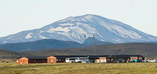 The Highland Center Hrauneyjar: Hrauneyjar