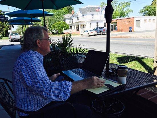 Onley, VA: Crossroads Coffee Shop