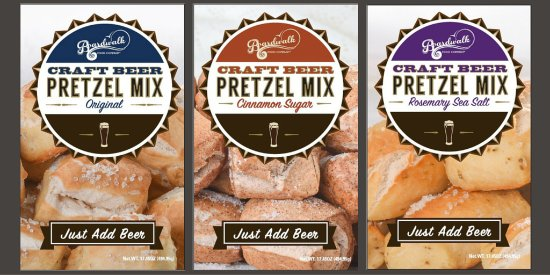 Annette's Emporium: Craft Beer Pretzel Mix