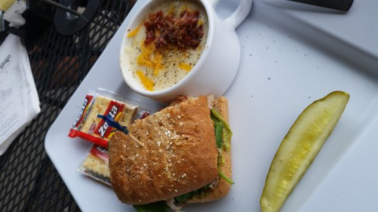 Athens, TX: McAlister's Deli