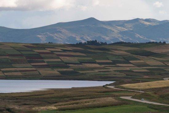Centro de Textiles Tradicionales del Cusco: Laguna Huaypo, de Chinchero a Anta y regreso a Cuzco