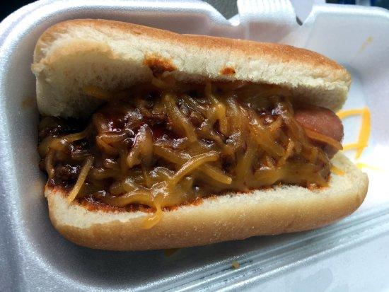 Auburn, AL: Hot Dog