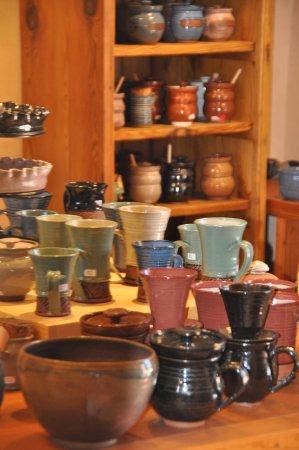 Los Lunas, Nuevo México: Pottery!