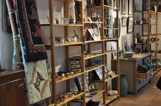 Los Lunas, NM: Textiles, jewelry, paintings, photographs, so much to choose from.
