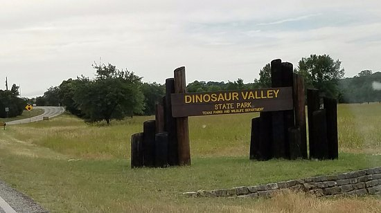 Dinosaur Valley State Park: Dinosaur Valley