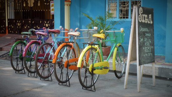 Pondy Cycle Tour