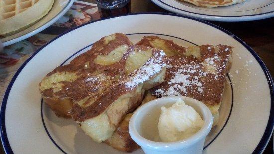 Merrillville, Indiana: Frech toast