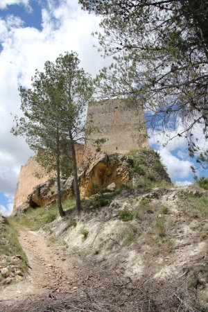 Alcoy, Spain: Замок Барчель