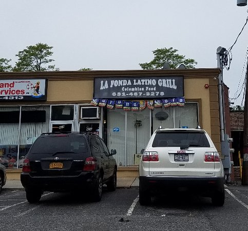 Ronkonkoma, NY: the strip mall location