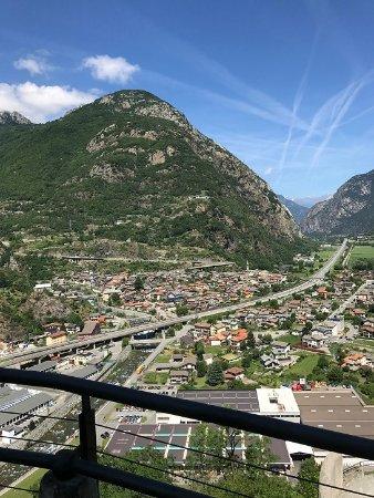 Bard, Ιταλία: Panorama.