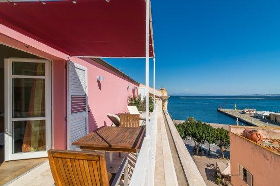 terrazza - Foto di Nichotel, Carloforte - TripAdvisor