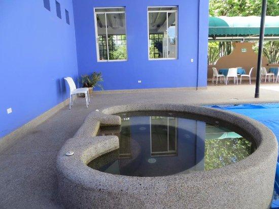 Puembo, Ekvador: HOT TUB