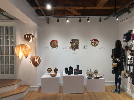 Boutique Metiers d'art du Quebec