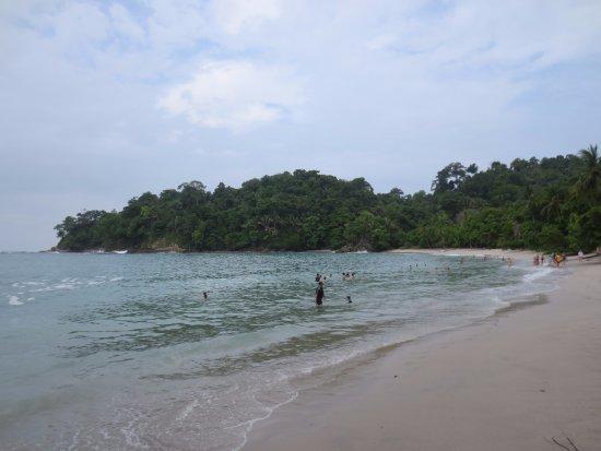 Cabinas Espadilla: Playa de Manuel Antonio