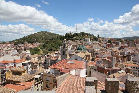 Banyeres de Mariola, Spania: Вид на город