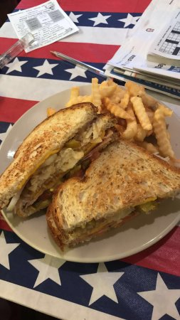 Our Sandwich Place: Never a Grouch Grilled Cheese Thursday